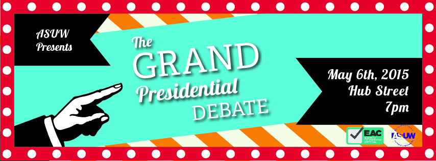 Presidential debate cover photo